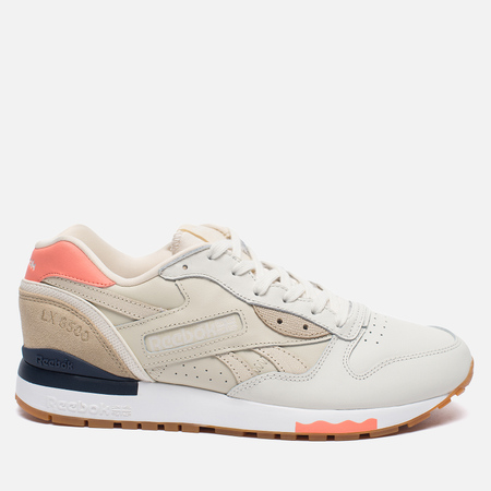 Женские кроссовки Reebok LX 8500 Shades White/Oatmeal/Pink/Navy