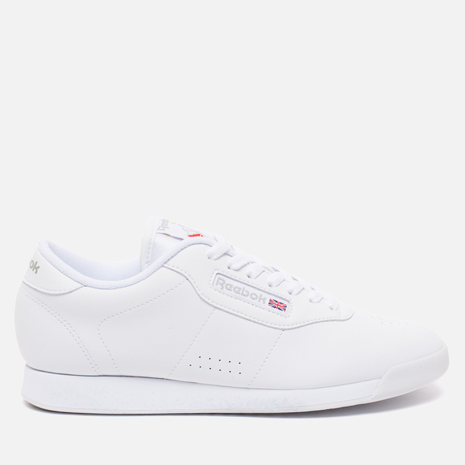 Женские кроссовки Reebok Princess White/International