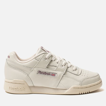 Женские кроссовки Reebok Workout LO Plus Chalk/Paperwhite