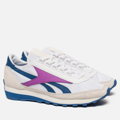 Женские кроссовки Reebok x Beauty & Youth Aztec OG White/Lagoon/Vicious Violet