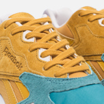 Женские кроссовки Reebok x Face Stockholm Bolton Yellow/Blue/Grey фото- 5