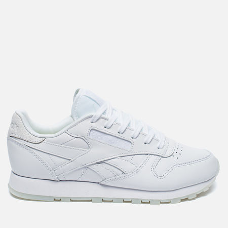 Женские кроссовки Reebok x Face Stockholm Classic Leather Clarity/Wonder