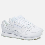 Женские кроссовки Reebok x Face Stockholm Classic Leather Clarity/Wonder фото- 2