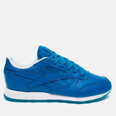 Женские кроссовки Reebok x Face Stockholm Classic Leather Dramatic/Clarity/Wonder