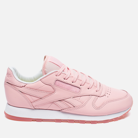 Женские кроссовки Reebok x Face Stockholm Classic Leather Genius/Clarity/Wonder