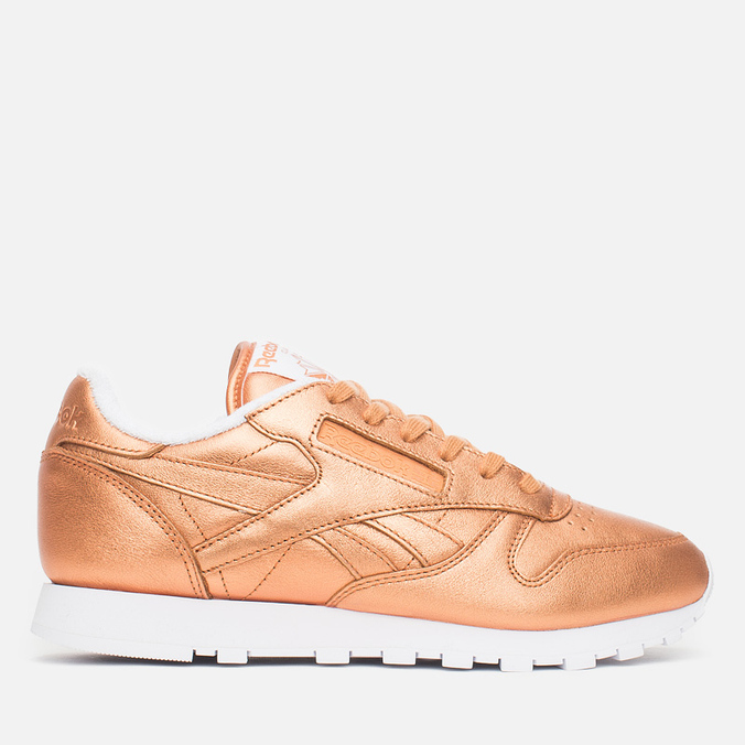 Женские кроссовки Reebok x Face Stockholm Classic Leather Impulsive/White