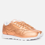 Женские кроссовки Reebok x Face Stockholm Classic Leather Impulsive/White фото- 1
