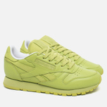 Reebok x Face Stockholm Classic Leather Spirit Women's Sneakers Authentic/White/Energy photo- 1