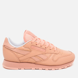 Reebok x Face Stockholm Classic Leather Spirit Women's Sneakers Modesty/White/Energy photo- 0