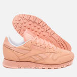 Reebok x Face Stockholm Classic Leather Spirit Women's Sneakers Modesty/White/Energy photo- 2
