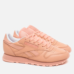 Reebok x Face Stockholm Classic Leather Spirit Women's Sneakers Modesty/White/Energy photo- 1