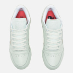 Женские кроссовки Reebok x Face Stockholm Classic Leather Spirit Philosophy/White/Energy фото- 4
