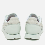 Женские кроссовки Reebok x Face Stockholm Classic Leather Spirit Philosophy/White/Energy фото- 3