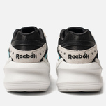 Женские кроссовки Reebok x Gigi Hadid Aztrek Double 93 Black/Blue/Grey/Gold фото- 3