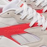 Женские кроссовки Reebok x Gigi Hadid Aztrek Double 93 White/True Grey/Red/Gold фото- 6