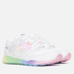 Женские кроссовки Reebok x Local Heroes Ventilator Areta White/Pink/Purple/Blue/Yellow фото- 1