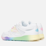 Женские кроссовки Reebok x Local Heroes Ventilator Areta White/Pink/Purple/Blue/Yellow фото- 2