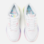 Женские кроссовки Reebok x Local Heroes Ventilator Areta White/Pink/Purple/Blue/Yellow фото- 4