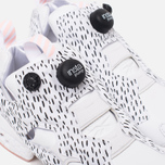 Женские кроссовки Reebok x Naked Instapump Fury SC Dynasty Pack White фото- 5