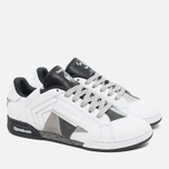 Женские кроссовки Reebok x Orka Collective NPC II White/Black/Grey фото- 1