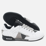Женские кроссовки Reebok x Orka Collective NPC II White/Black/Grey фото- 2