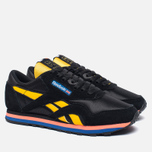 Женские кроссовки Reebok x P.E Nation Classic Nylon Black/Yellow/Fluro/White фото- 2