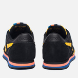 Женские кроссовки Reebok x P.E Nation Classic Nylon Black/Yellow/Fluro/White фото- 5