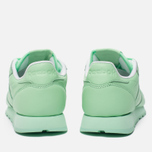 Женские кроссовки Reebok x Spirit Classic Leather Mint Green/White фото- 3