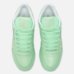 Женские кроссовки Reebok x Spirit Classic Leather Mint Green/White фото- 4
