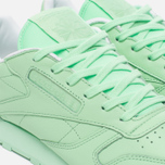 Женские кроссовки Reebok x Spirit Classic Leather Mint Green/White фото- 5