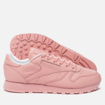 Женские кроссовки Reebok x Spirit Classic Leather Patina Pink/White фото- 2