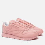 Женские кроссовки Reebok x Spirit Classic Leather Patina Pink/White фото- 1