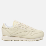 Женские кроссовки Reebok x Spirit Classic Leather Washed Yellow/White фото- 0