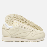 Женские кроссовки Reebok x Spirit Classic Leather Washed Yellow/White фото- 1