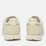Женские кроссовки Reebok x Spirit Classic Leather Washed Yellow/White фото- 3