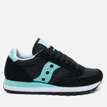 Saucony Jazz Original Women's Sneakers Black/Mint photo- 0