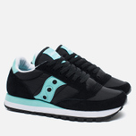 Saucony Jazz Original Women's Sneakers Black/Mint photo- 2