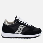 Женские кроссовки Saucony Jazz Original Black/Silver фото- 0