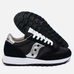 Женские кроссовки Saucony Jazz Original Black/Silver фото- 2
