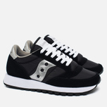 Женские кроссовки Saucony Jazz Original Black/Silver фото- 1
