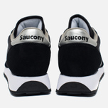 Женские кроссовки Saucony Jazz Original Black/Silver фото- 3
