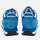 Saucony Jazz Original Women's Sneakers Blue photo- 3