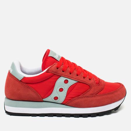 Saucony Jazz Original Women's Sneakers Bright Red