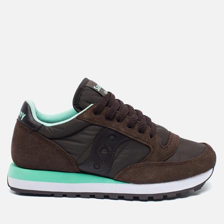 Saucony Jazz Original Women's Sneakers Brown