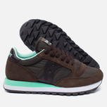 Saucony Jazz Original Women's Sneakers Brown photo- 1