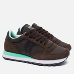 Saucony Jazz Original Women's Sneakers Brown photo- 2