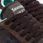 Saucony Jazz Original Women's Sneakers Brown photo- 3