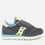 Женские кроссовки Saucony Jazz Original Charcoal/Light Green фото- 0