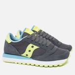 Женские кроссовки Saucony Jazz Original Charcoal/Light Green фото- 1