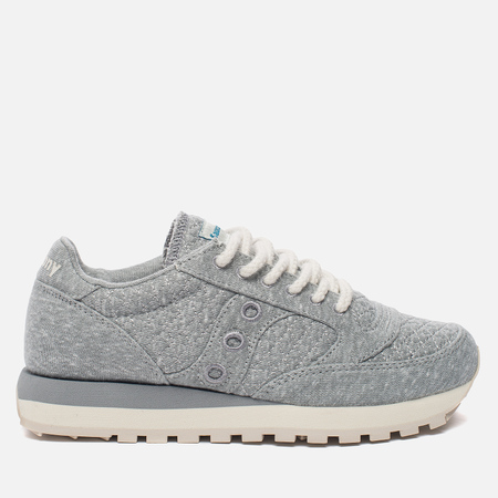Женские кроссовки Saucony Jazz Original Cozy Sweater Pack Grey